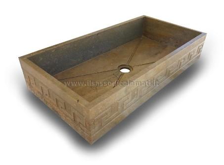 Lavandini Da Bagno In Pietra : Lavandini da cucina e da bagno in pietra. prezzi e offerte. il