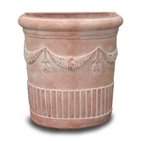Vasi in terracotta di grandi dimensioni vendita online for Vasi in terracotta on line