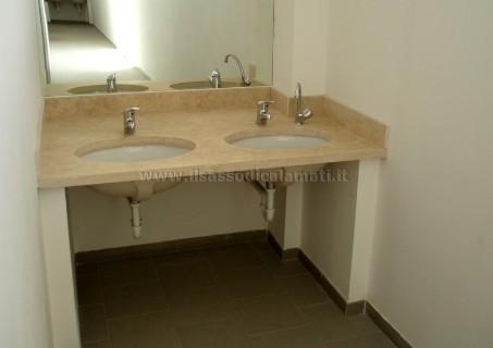 Top per il bagno e piani cucina su misura vendita on line il sasso di calamati - Top bagno su misura ...