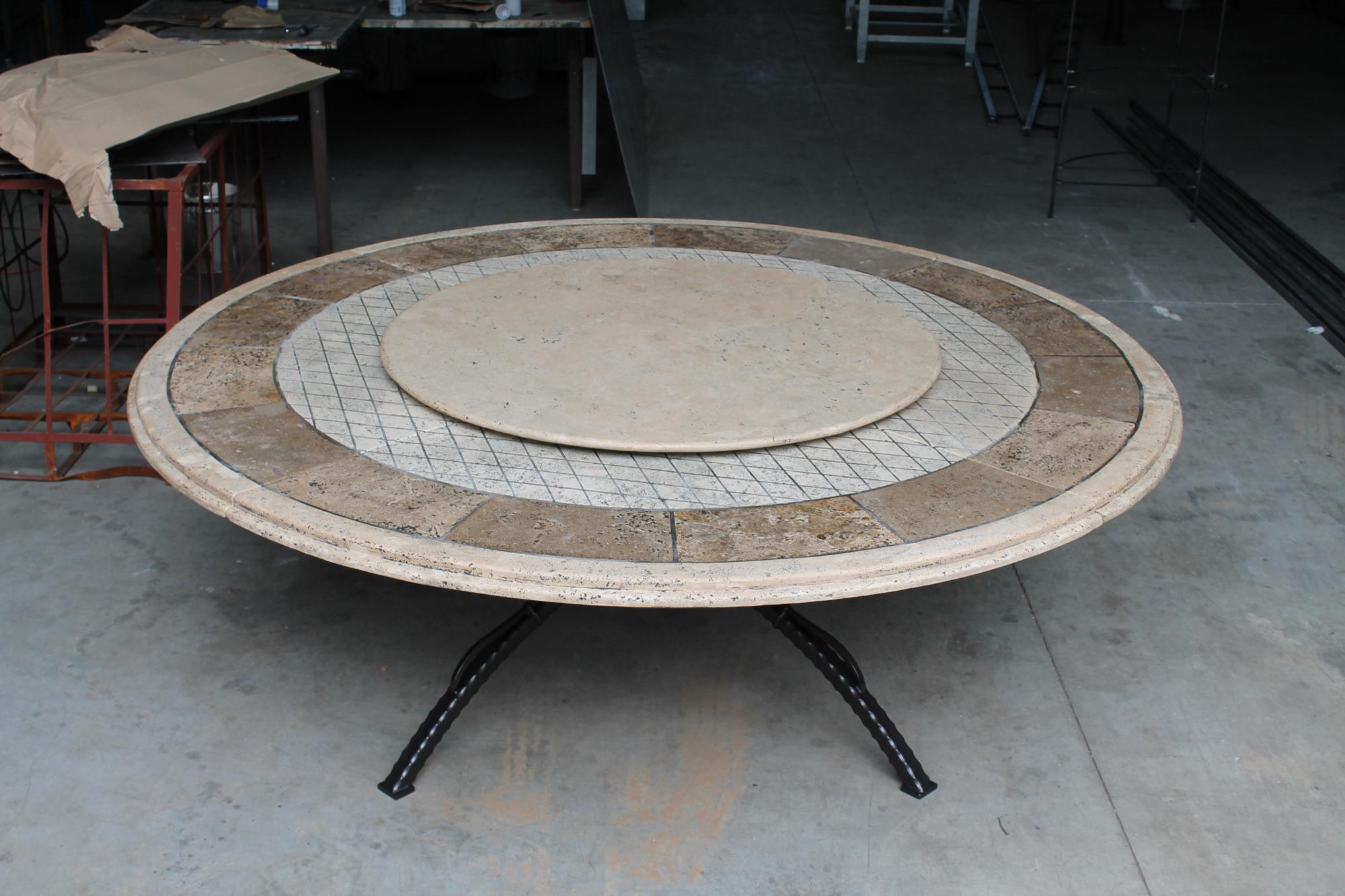 Tavoli In Pietra Da Esterno.Tavolo In Pietra Da Giardino Beautiful Tavolo Da Giardino In Pietra