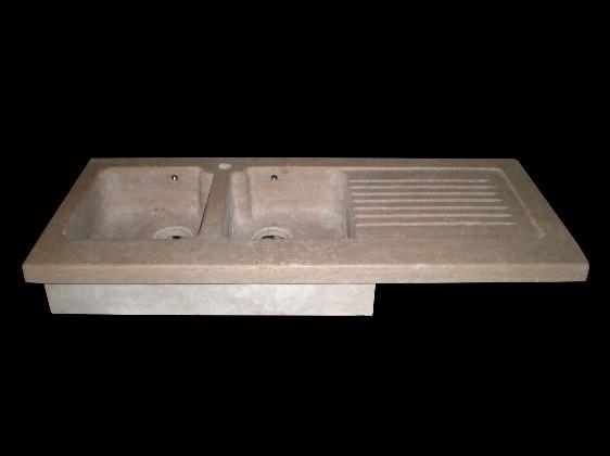 Lavabi e lavelli in marmo su misura. vendita on line   il sasso di ...