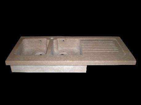 Schede tecniche lavelli in pietra il sasso di calamati il sasso di calamati - Lavelli cucina in pietra ...