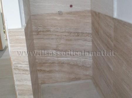 Piatti doccia e vasche in pietra - Il Sasso di Calamati - Il Sasso di Calamati