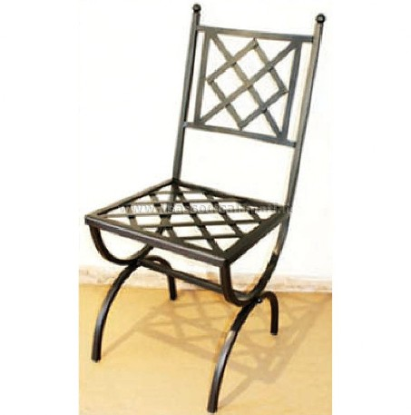 Sedie in ferro battuto - Il Sasso di Calamati