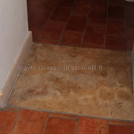 Edilizia in pietra scale soglie e davanzali il sasso - Granito per scale ...