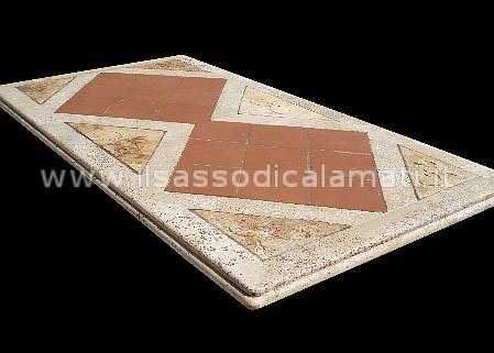 Tavoli artigianali in pietra - Il Sasso di Calamati
