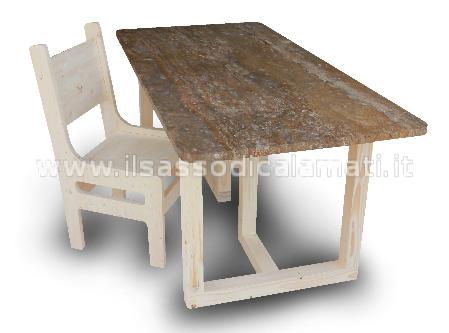 Le novit del il sasso di calamati artigianato in pietra - Basi per lampade da tavolo in legno ...