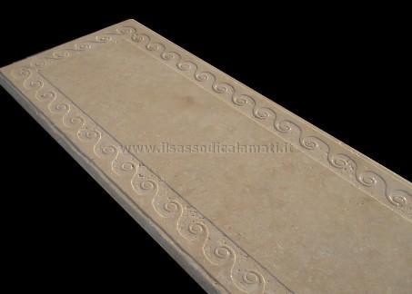 Tavoli Di Marmo Da Giardino : Tavoli da giardino in marmo il sasso di calamati